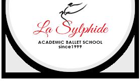 Preselecție Academia de Balet La Sylphide Logo